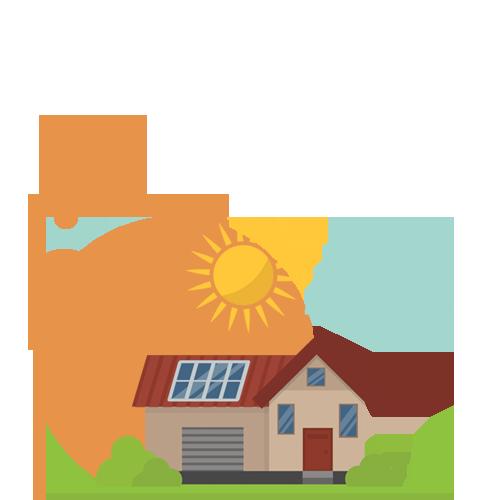 Ajándék napelem családoknak