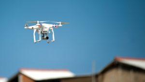 Napelem rendszerek drónos helyszíni felmérés