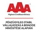 AAA minősítésű cég a Gershoj Energia Kft.